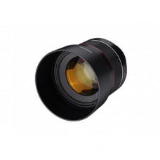 Объектив Samyang AF 85mm f/1.4 FE (Sony E)