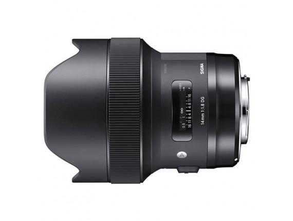 Объектив Sigma 14mm F1.8 DG HSM Art (Canon)