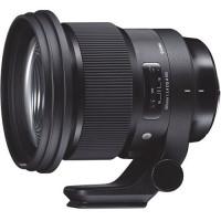 Объектив Sigma 105mm f/1.4 DG HSM Art (Sony)