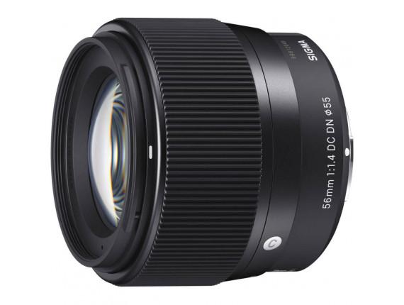 Объектив Sigma 56mm f/1.4 DC DN Contemporary (Micro Four Thirds)