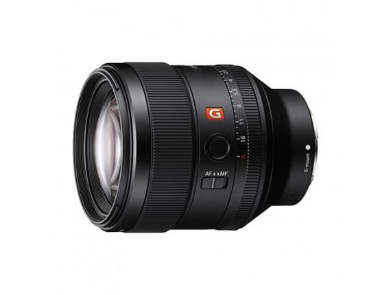 Объектив Sony FE 85mm f/1.4 GM SEL85F14GM