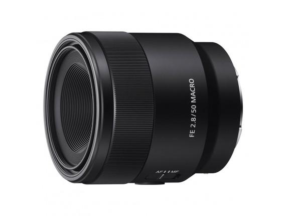Объектив Sony FE 50mm f/2.8 Macro SEL50M28