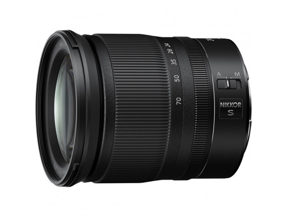 Объектив Nikon Z Nikkor 24-70mm f/4 S