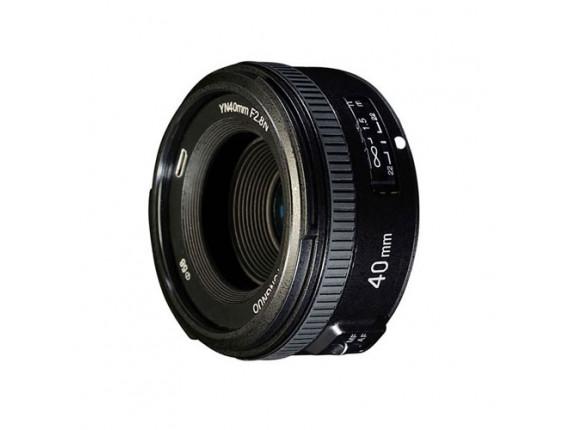 Объектив Yongnuo AF-S 40mm f/2.8 (Nikon)