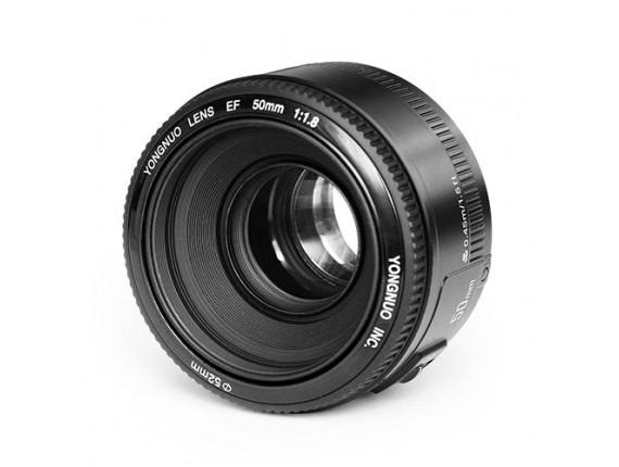 Объектив Yongnuo 50mm EF f/1.8 (Canon)