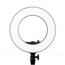 Кольцевой свет Godox LR180 LED Ring Light (27W) black