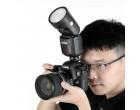 Вспышка Godox V1-C for Canon TTL