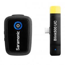 Беспроводная радиосистема Saramonic Blink 500 B5 для устройств с портами USB-C