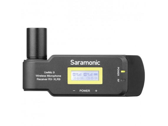 Беспроводной приемник Saramonic UwMic9 RX-XLR9