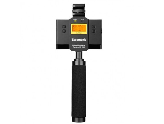 Беспроводной приемник с микшером Saramonic SP-RX9