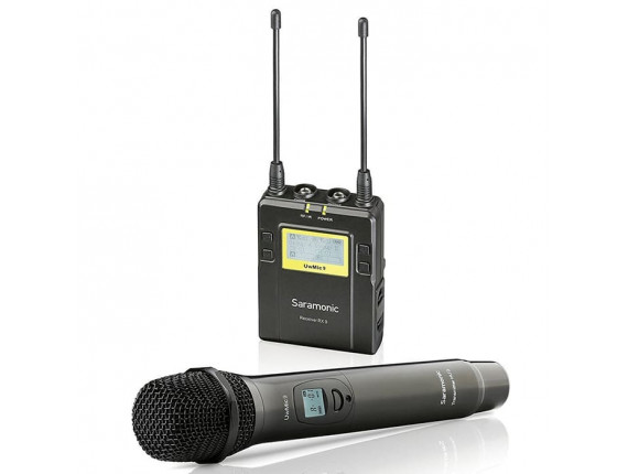Радиосистема Saramonic UwMic9 RX9 + HU9