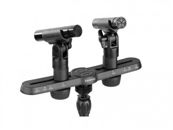 Микрофон-стереопара Saramonic SR-M500