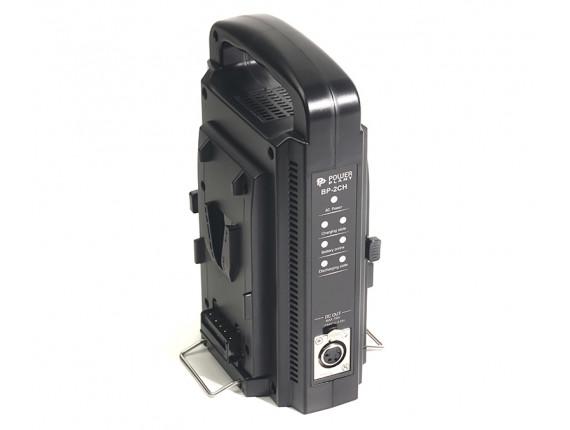 Зарядное устройство PowerPlant Dual для Sony BP-95W, BP-150W, BP-190W (CH980086)