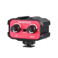 Аудиомикшер Saramonic SR-AX100