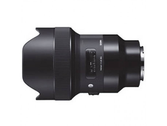 Объектив Sigma 14mm f/1.8 DG HSM Art (Sony)