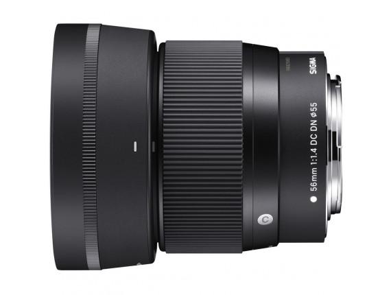 Объектив Sigma 56mm f/1.4 DC DN (Canon EF-M)