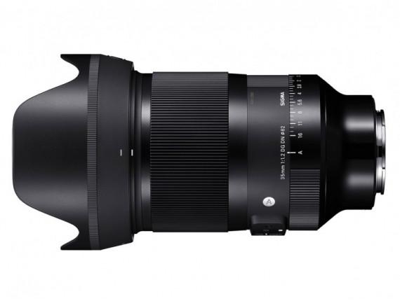 Объектив Sigma AF 35mm f/1.2 DG DN Art (Sony)