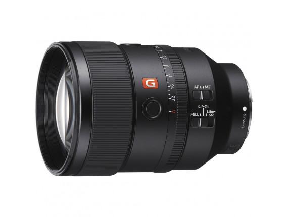 Объектив Sony FE 135mm f/1.8 GM SEL135F18