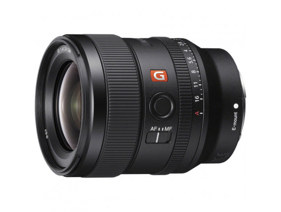 Объектив Sony FE 24mm f/1.4 GM SEL24GM