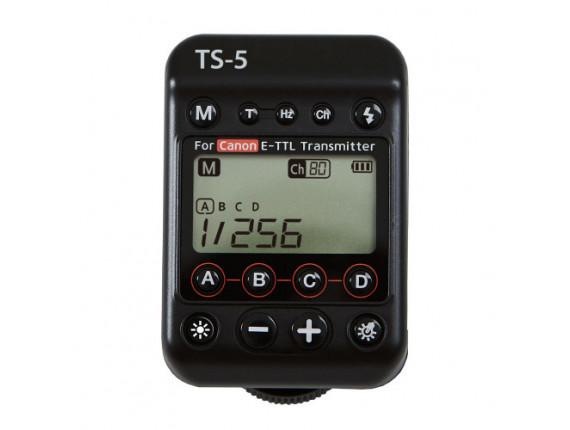 Радиосинхронизатор студийный Rime Lite TS-5C Canon (передатчик)