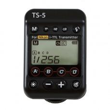 Радиосинхронизатор студийный Rime Lite TS-5N Nikon (передатчик)