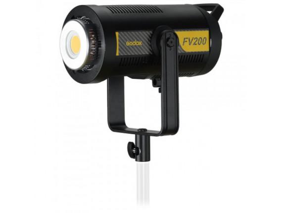 Постоянный свет Godox FV200 Led HSS