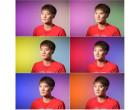 Набор цветных фильтров Godox SA-11С 16шт (для S-30)