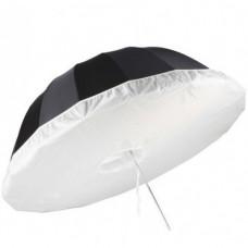Параболический зонт софтбокс Jinbei 130см black/white