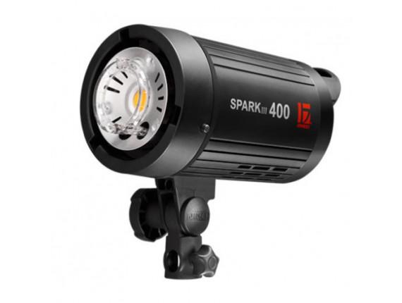 Студийная вспышка Jinbei Spark III-400