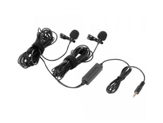 Петличный микрофон Saramonic LavMicro 2М