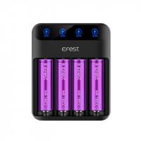 Интеллектуальное зарядное устройство Efest LUSH Q4