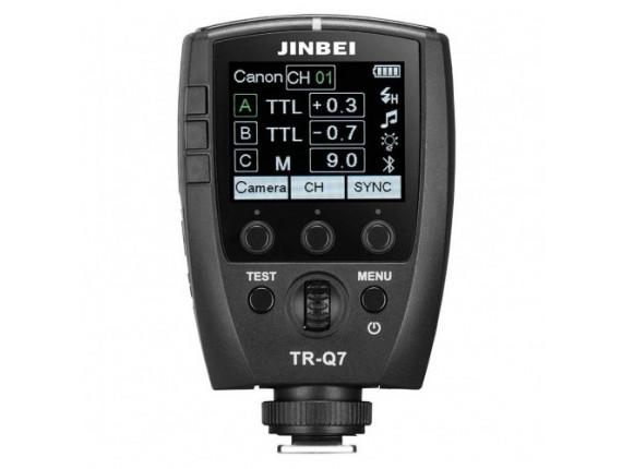 Универсальный радиосинхронизатор Jinbei TR-Q7