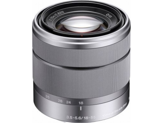 Объектив SONY 18-55mm f/3.5-5.6 NEX