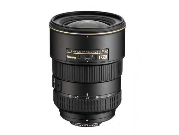 Объектив Nikon AF-S DX Zoom Nikkor 17-55mm f/2.8G IF-ED