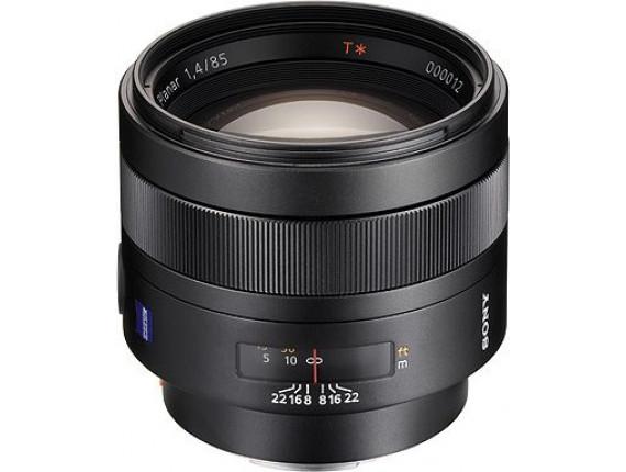 Объектив SONY 85mm f/1.4 Carl Zeiss