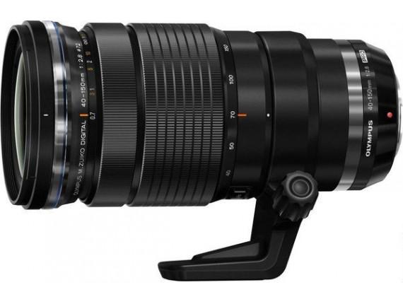 Объектив OLYMPUS M.ZUIKO DIGITAL ED 40-150mm f/2.8 PRO Black