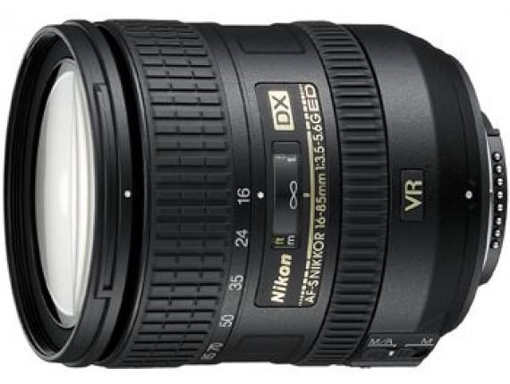 Объектив Nikon AF-S DX Nikkor 16-85mm f/3.5-5.6G ED VR