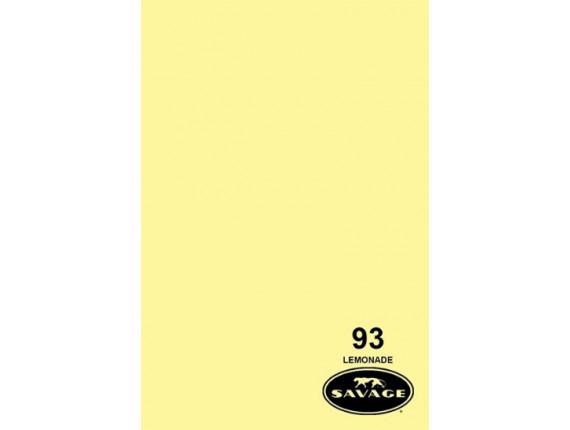 Фон бумажный Savage Widetone Lemonade 2.72m x 11m