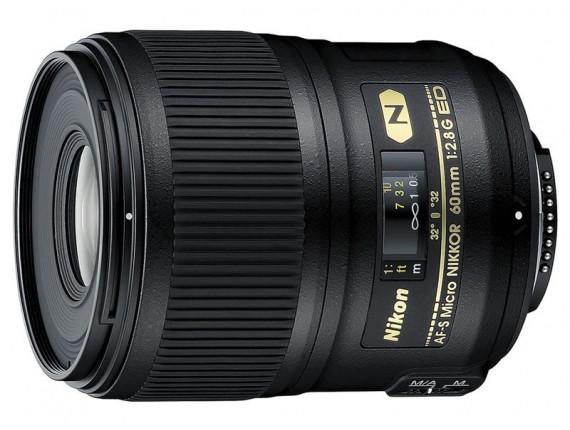 Объектив Nikon AF-S Micro Nikkor 60mm f/2.8G ED