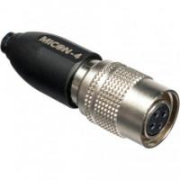 Адаптер Rode Micon 4 (для HS1, Pinmic, Lavalier, Audio Technica)
