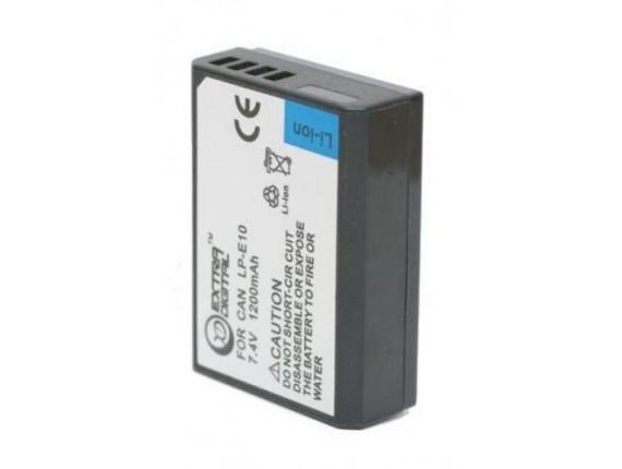 Аккумулятор Canon LP-E10 - ExtraDigital (BDC2427)