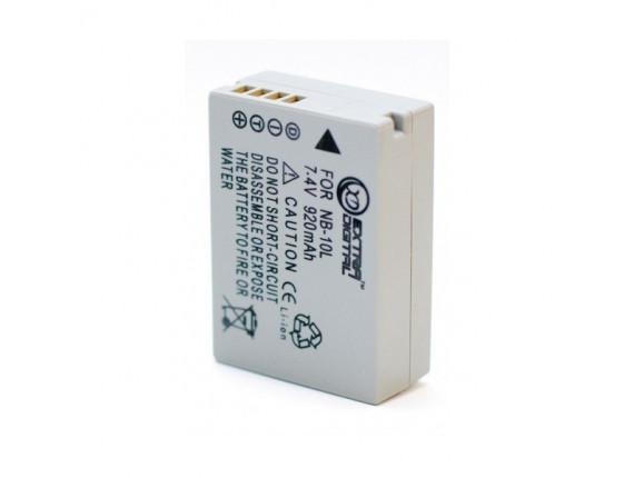 Аккумулятор Canon NB-10L - ExtraDigital (BDC2433)