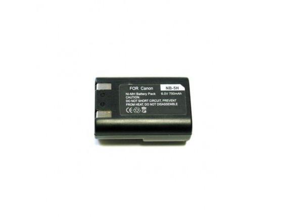 Аккумулятор Canon NB-5H - ExtraDigital (DV00DV1010)