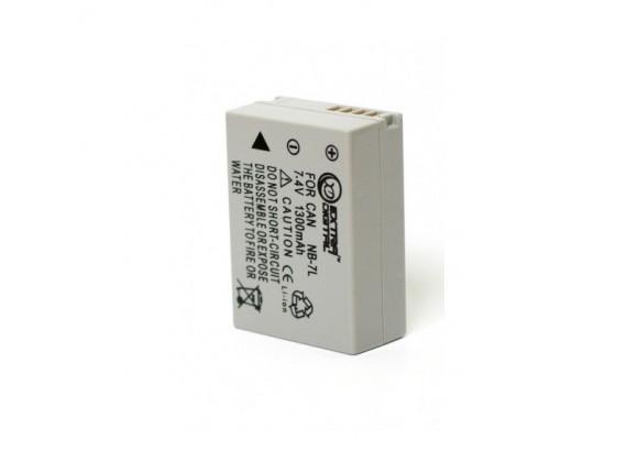 Аккумулятор Canon NB-7L - ExtraDigital (BDC2446)
