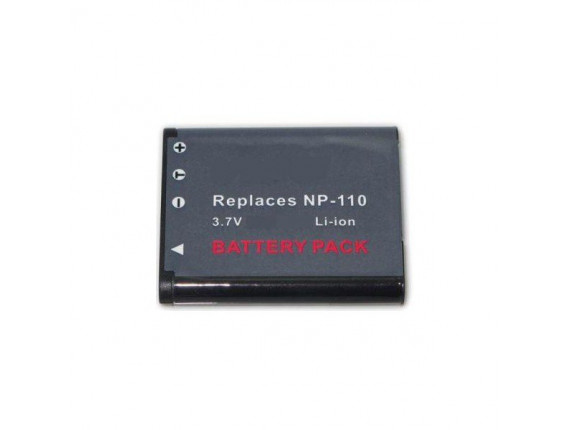 Аккумулятор Casio NP-110 - ExtraDigital (DV00DV1257)