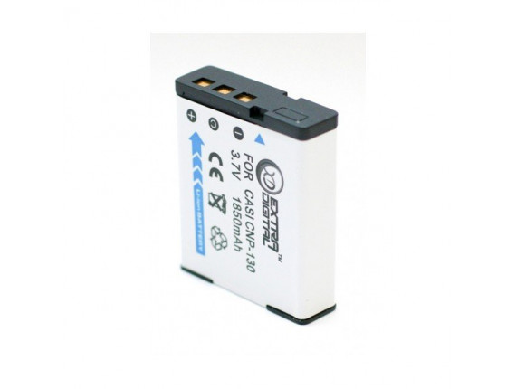 Аккумулятор Casio NP-130 - ExtraDigital (DV00DV1344)