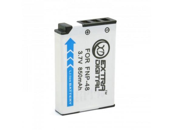 Аккумулятор Fuji NP-48 - ExtraDigital (BDF1315)