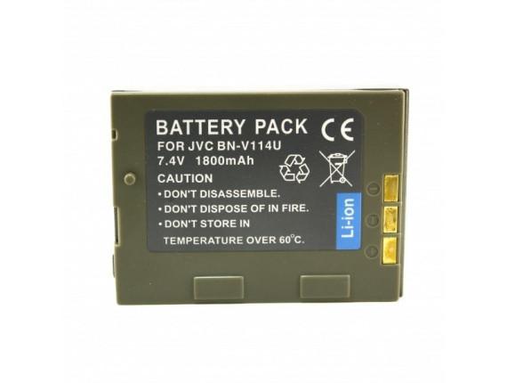 Аккумулятор JVC BN-V114U - ExtraDigital (DV00DV1087)