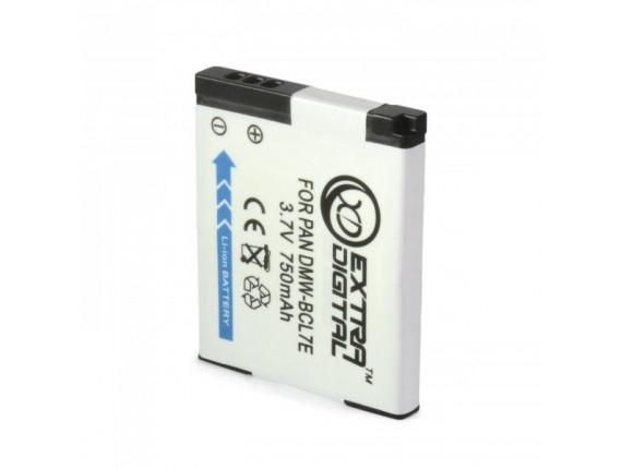 Аккумулятор Panasonic DMW-BCL7 - ExtraDigital (BDP1290)