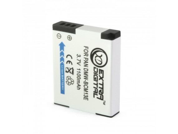 Аккумулятор Panasonic DMW-BCM13 - ExtraDigital (BDP1291)